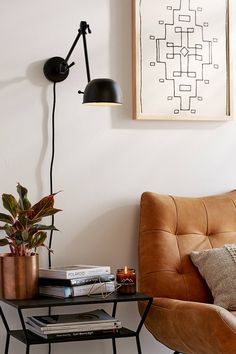 Slide View: 1: Industrial Sconce