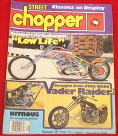 street chopper september 1978