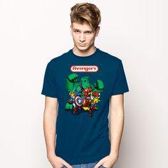 Nintendo Avengers de Arcano a la venta en Pampling.com, con una tirada limitada y exclusiva. En Pampling  encontrarás las camisetas mas divertidas y originales de la red!  siguenos en facebook.com/pampling