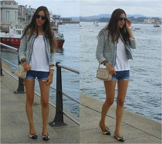 A day in Santander (by Silvia Cuesta) http://lookbook.nu/look/3963504-A-day-in-Santander
