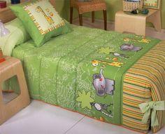 Modelos de edredones decorativos para niños y niñas | Dormitorio ... …