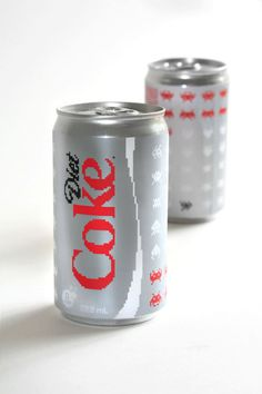 Coca-Cola (Space Invader Edition)