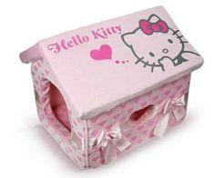 Casita para perrito Hello Kitty