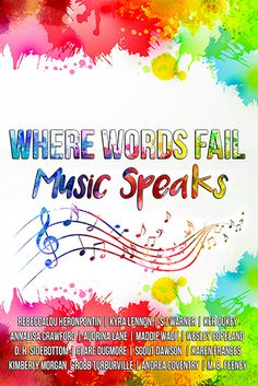 I'm excited to be taking part in the release blitz for the Where Words Fail, Music Speaks Anthology, which is out now! Where Words Fail, Music Speaks is a collection of short stories and poet…