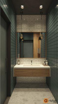 Home Room Design, Bathroom Interior Design, Interior Decorating, House Design, Wc Design, Toilet Design, Small Toilet Room, Luxury Toilet, Restroom Design