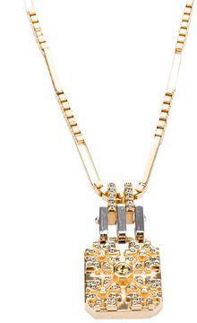 ShopStyle: Ledaotto pendant necklace