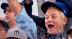 Cubs' World Series Win Gets Bill Murray Roar, Hollywood Love + FLOTUS Praise