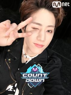 160317 GOT7 - Never Ever [Comeback stage] @ MCountdown | Mark selca