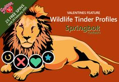 Tinder Profile, Play Casino, Wildlife, African, Sweet 16, Slot, February, Movie Posters, Valentines