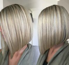 66 Chic Short Bob Hairstyles & Haircuts for Women in 2019 - Hairstyles Trends Bob Hairstyles 2018, Inverted Bob Hairstyles, Bob Hairstyles For Fine Hair, Medium Bob Hairstyles, Diy Hairstyles, Pretty Hairstyles, Graduated Bob Haircuts, Medium Hair Styles, Short Hair Styles