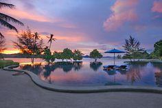 "The Naka Island and the Royal Horizon Pool Villa, Phuket, Thailand ""Robinson Crusoe–style cabanas on the beach and a fantastic swimming pool on the sea."" Courtesy of The Naka Island, A Luxury Collection Resort & Spa, Phuket. Phuket Resorts, Beach Resorts, Hotels And Resorts, Villa Phuket, Horizon Pools, Hotel Istanbul, Top 10 Hotels, Hotel Paris, Phuket Thailand"