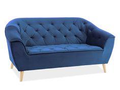 Canapeaua tapițată Galaxy 2 Velvet este o canapea moderna tapitata cu catifea de calitate, va fi perfectă în interiorul modern, oferindu-i o pata de culoare. Canapea rezistenta cu picioare din lemn pe culoarea lemnului de fag.  #canapea #tapitata #catifea #albastra #canapeaalbastra #blue #tufted #velvet #sofa #bluecouch #interior #decor Galaxy 2, Interior Modern, Love Seat, Velvet, Couch, Furniture, Design, Home Decor, Settee