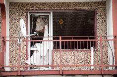 szlaki i bezdroża: Bytom - ponad rok  po wybuchu