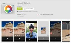 #Google's new #Android #camera #app now available on Play Store