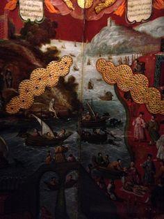 Itinerario de Hernán Cortés