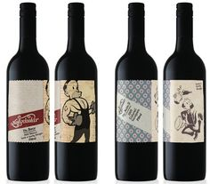 podkorkem: Etikety vín jako designové kousky