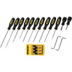 Stanley 20-piece Screwdriver Set