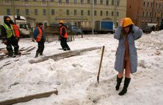 Тверь , город Тверская обл #mad at a construction site  #mad builders #Photo 2014 #Photo 2015