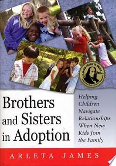 Brothers and Sisters in Adoption PDF By:Arleta JamesPublished on 2012-02-15 by Jessica Kingsley PublishersWhat about the kids already there? How do they do when a child with a challenging past joins a family by adoption? When experienced parents decide to adopt an older child or a sibling group, they jump through all kinds of bureaucratic hoops â?? background checks, interviews, group meetings, reading assignments, classes, etc. But most often the typically developing children these adults…