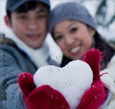 Prebodas Invernales  //  Winter Engagement Inspiration