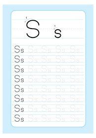 Line Tracing Worksheets, Printable Handwriting Worksheets, Nursery Worksheets, Printable Preschool Worksheets, Kids Math Worksheets, Preschool Writing, Kindergarten Learning, Alphabet Activities, Preschool Activities