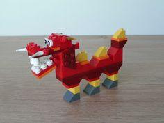 Totobricks: LEGO CLASSIC 10704 How to build a Dragon