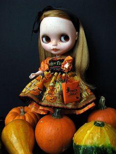 Blythe dolls customized by Lilo-limón