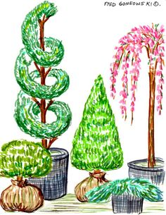 Planting Foundation Plants in Front of your Home. This website is loaded with professional landscaping tips for home owners.