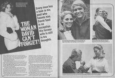 David Soul, Karen Carlson - Super Teen - June, 1977