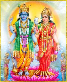 Vishnu and Lakshmi Maa Radha Krishna Pictures, Krishna Radha, Krishna Images, Lord Krishna, Lord Shiva, Radha Rani, Lord Ganesha, Lakshmi Images, Lord Vishnu Wallpapers