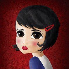 Personaliza tu dispositivo móvil con la obra Ainara de Ainara García en www.moby-ink.com #MobyInk #PersonalizaTuMovil #AinaraGM #Ainara
