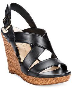 a881baddea49b Jessica Simpson Jerrimo Platform Wedge Sandals Shoes - Pumps - Macy s