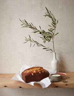 Chef Michael Anthony puts a citrus-infused spin on a traditional olive oil cake. Continue reading →