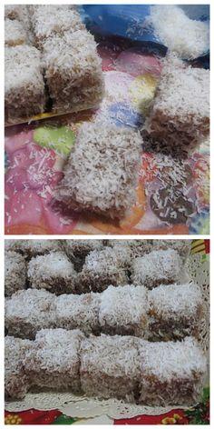 Morbidosi al cocco, una nuvola di golosità! #cocco #pasticcini #ricettegustose