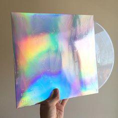 Iridescent album cover