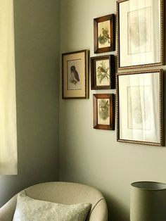 MADISON UPDATE - design indulgence good layout for gallery wall