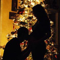 Χριστουγεννιάτικες ιδέες φωτογράφησης για εγκυούλες!