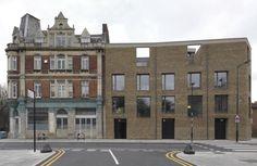 Jaccaud Zein - Shepherdess Walk housing, London 2015