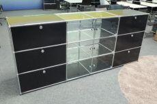 USM Haller Designklassiker, z.B. Sideboards, Konferenzstühle, Schreibtische bei office-4-sale.