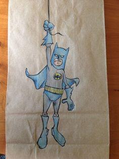 Batman - Lunch Bags - Imgur