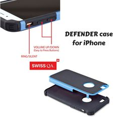 If you are thinking that your doesn't need any shield coverage, think again. Will the cracks on your look good? Better protect your with this for Grab the perfect fir from black to pink for every boy/girl out there. Iphone6, Perfect Fit, Iphone Cases, Boys, Cover, Pink, Stuff To Buy, Black, Design