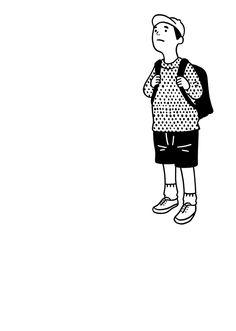 Animated Gifs by Japanese Illustrator Daisuke Nimura - BOOOOOOOM! - CREATE * INSPIRE * COMMUNITY * ART * DESIGN * MUSIC * FILM * PHOTO * PROJECTS