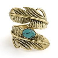 Light as a Feather Ring $24 #NBJ #NatalieBJewelry