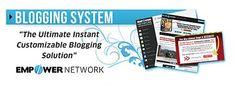 Empower Network Blogging System