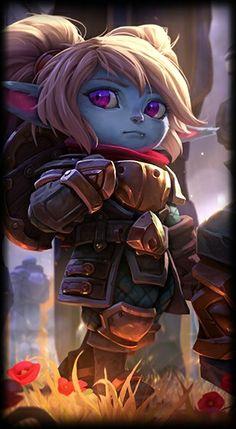 League of Legends- Poppy, Keeper of the hammer I FUDGIN LOVE THE NEW POPPY! <3 NEW MAIN HELLO? HELLO?