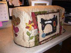 Hacer una tapadera para mi máquina de coser - Quilters Club of America