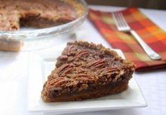 Pecan Pie (Gluten Free)
