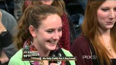Jerry Springer Show December 28,2015 HOLIDAY HOOK-UP REGRETS