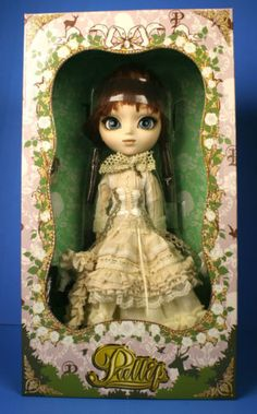 Pullip Dolls Milk - Latte Anime Fashion Doll P-092 Japanese Japan