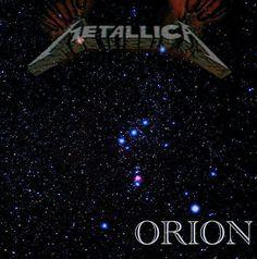 ~METALLICA/ORION~